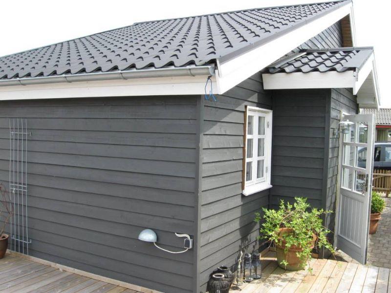 Sommerhus ved Hasmark Strand, 75 m fra strand