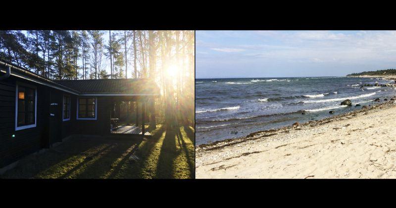 Sommerhus Nordsj�lland udlejes