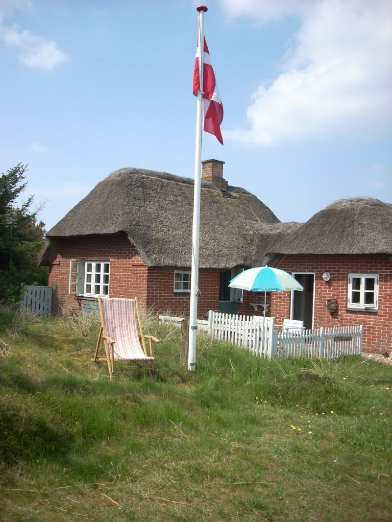 Sommerhuse i Bjerregård